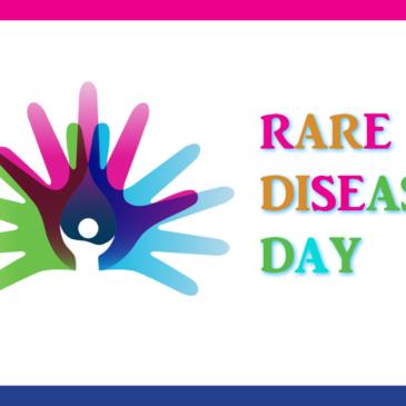 Giornata Mondiale delle Malattie Rare – 28 febbraio 2019